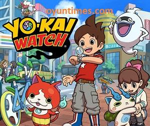 Yo Kai Watch izle oyunu